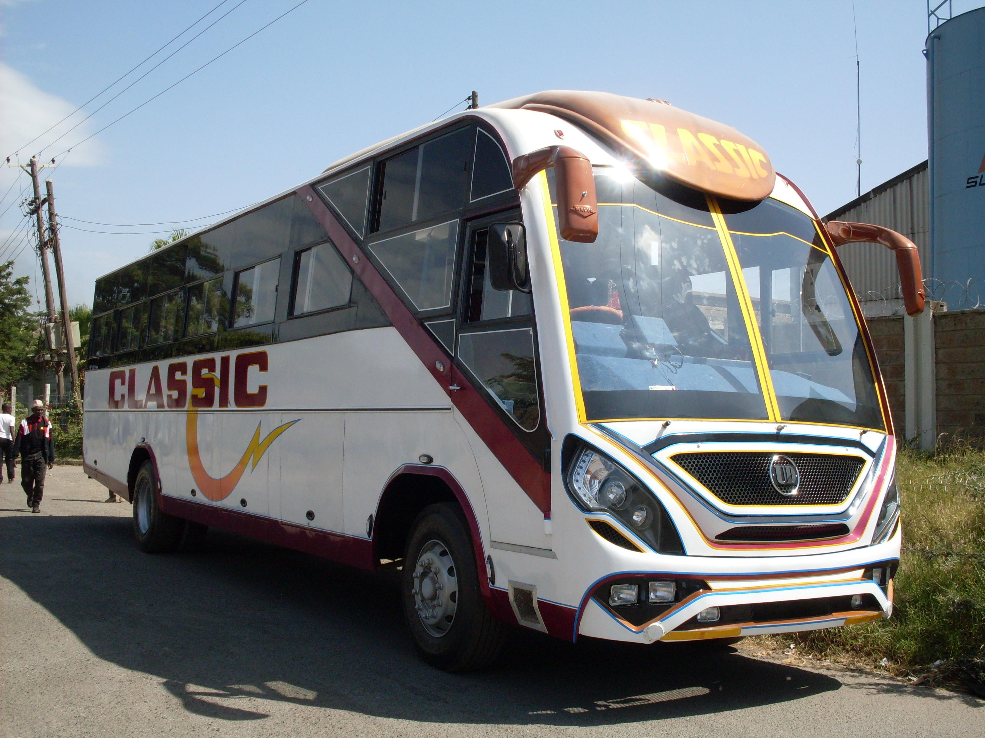 Deluxe Coaches Malvabus