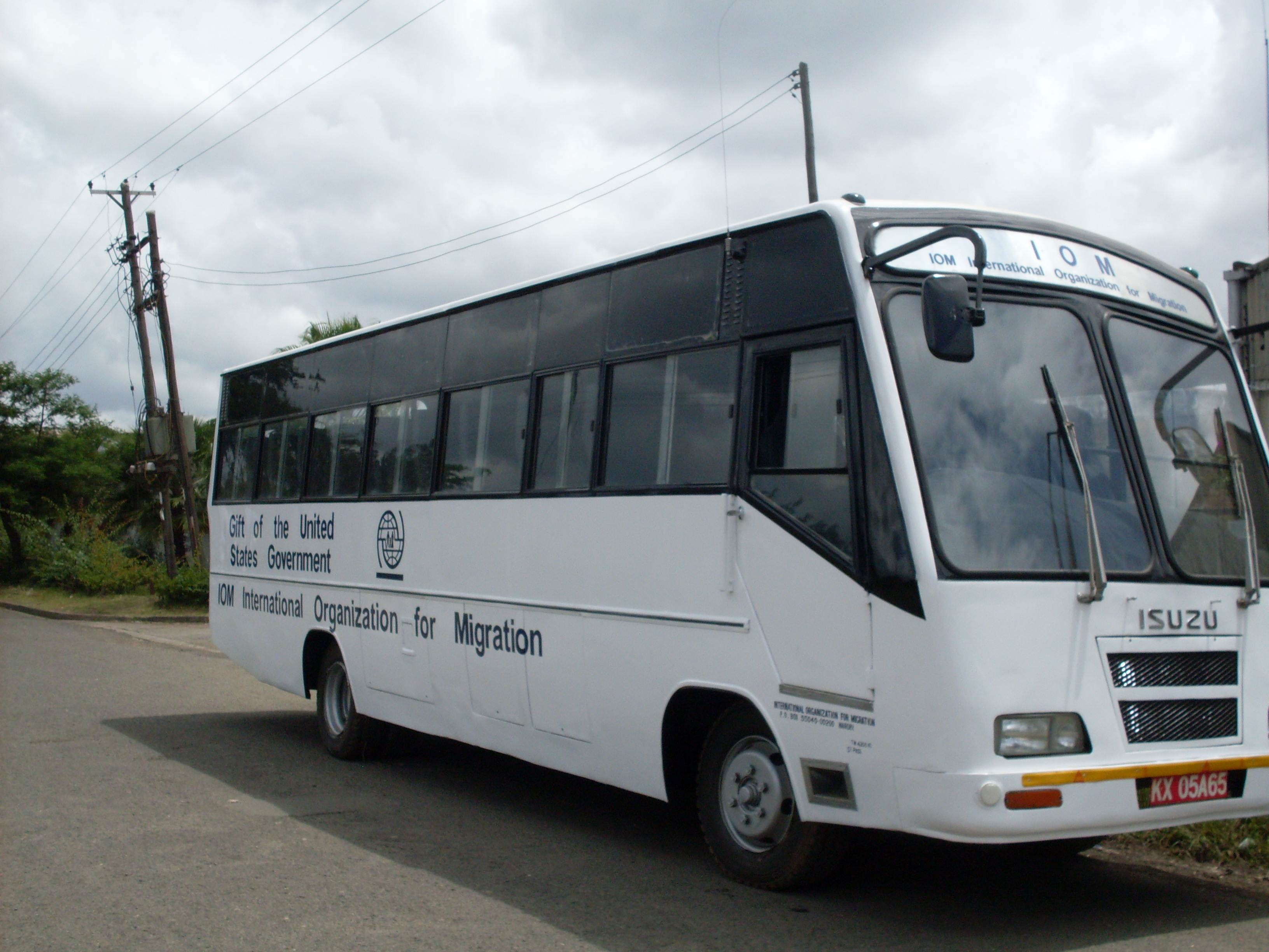 Institutional Bus Malvabus