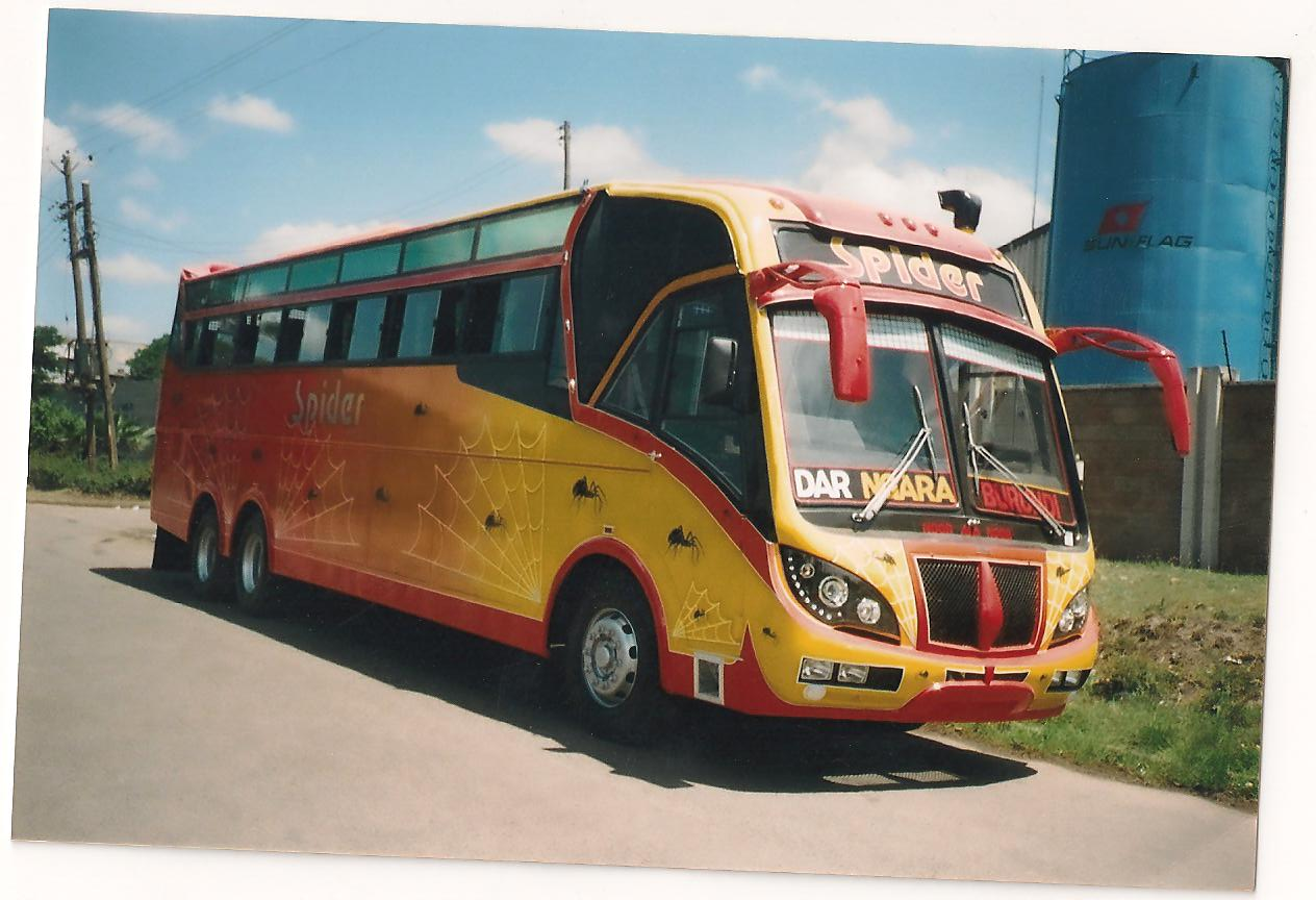 Luxury Coaches Malvabus