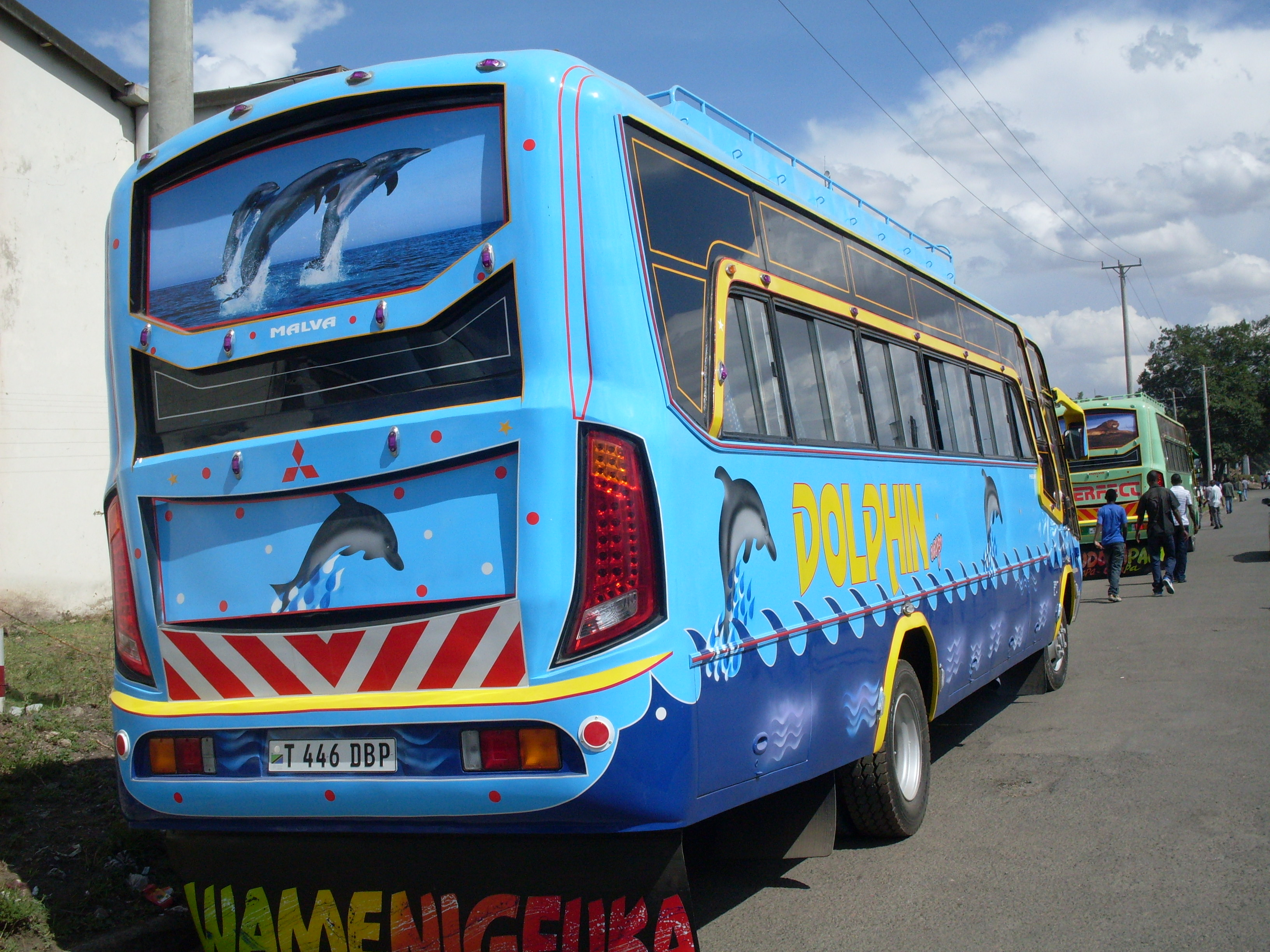 About eCharter Bus